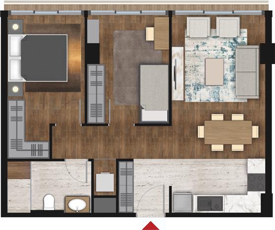 Greenox Residence