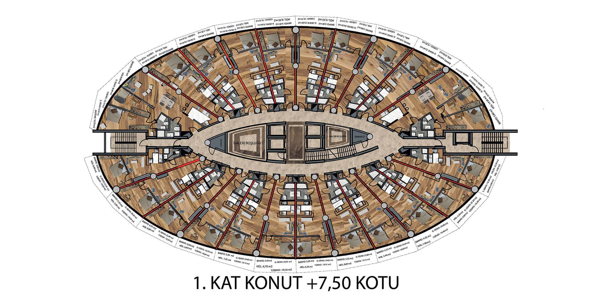262 Towers Kocaeli