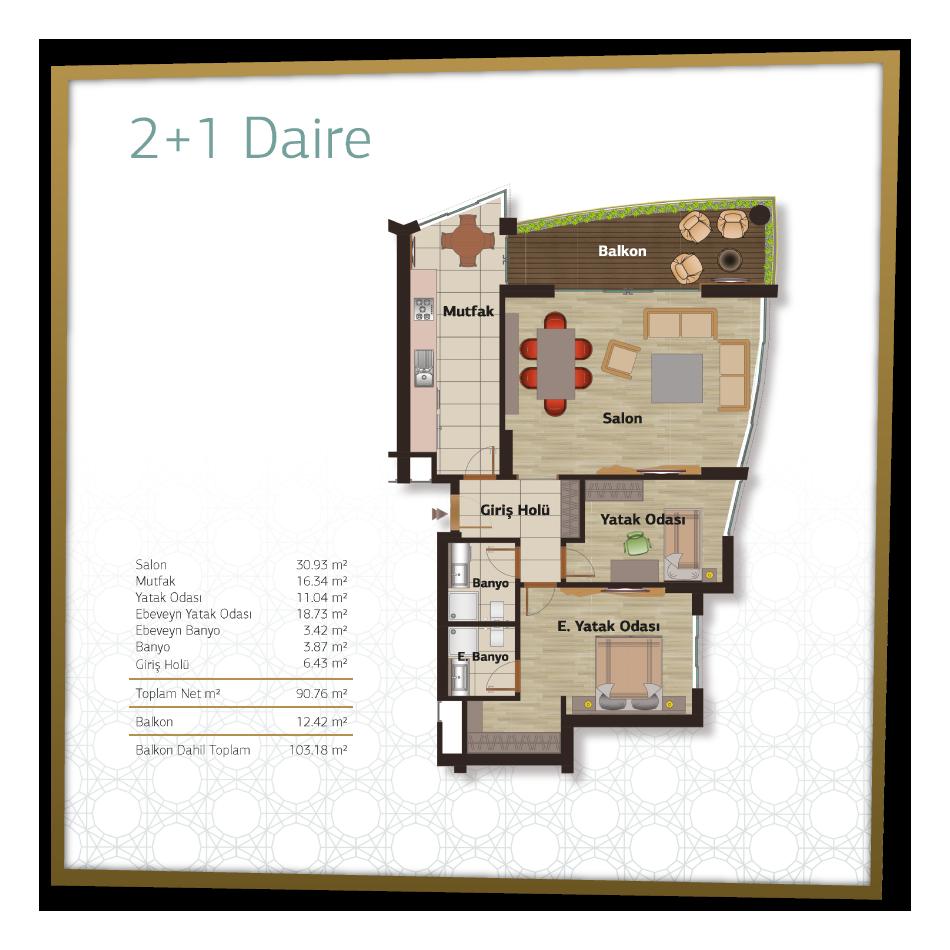 Multi Flat Residence Ankara