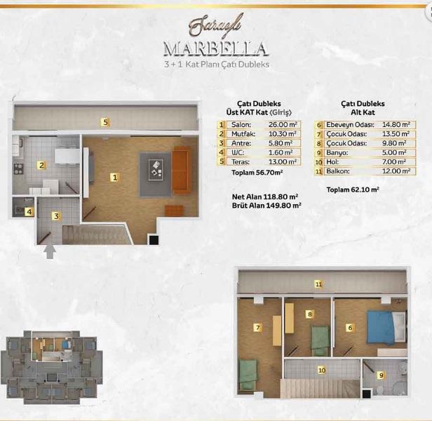 Saraylı Marbella Kocaeli