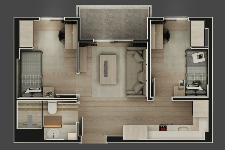 House 166 Bursa