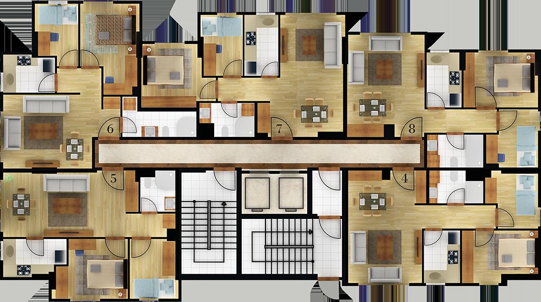 Kent Residence Kağıthane