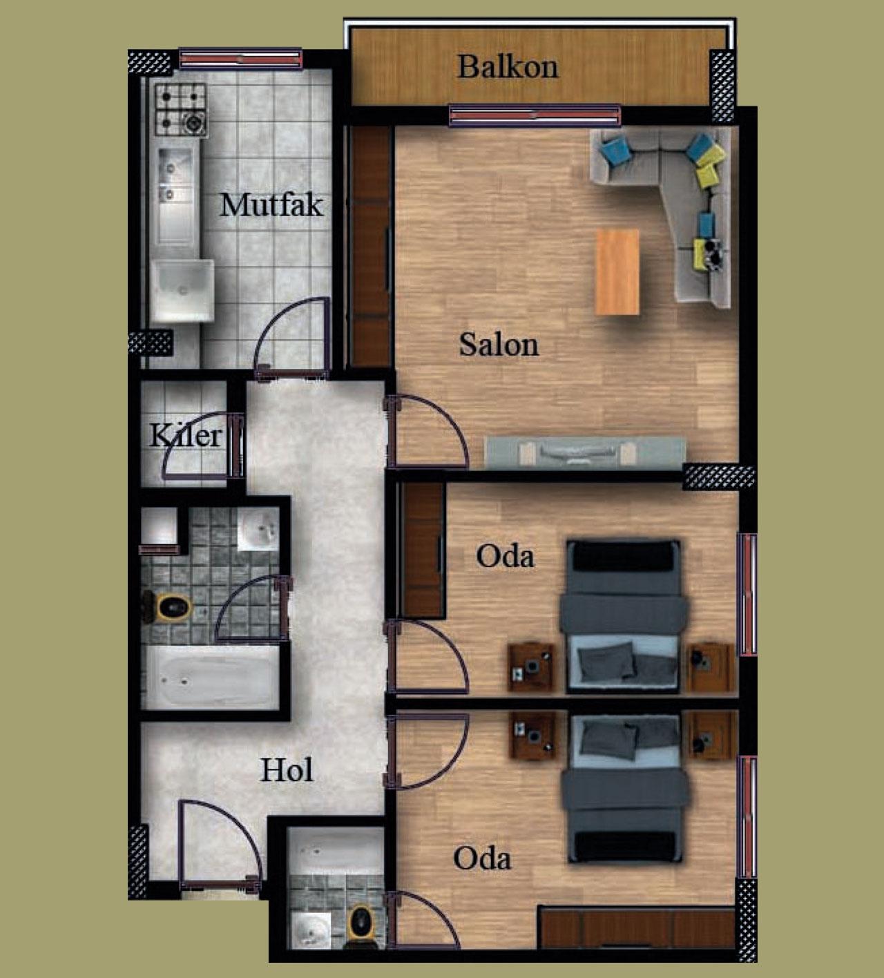 Tutku Life Residence Esenyurt