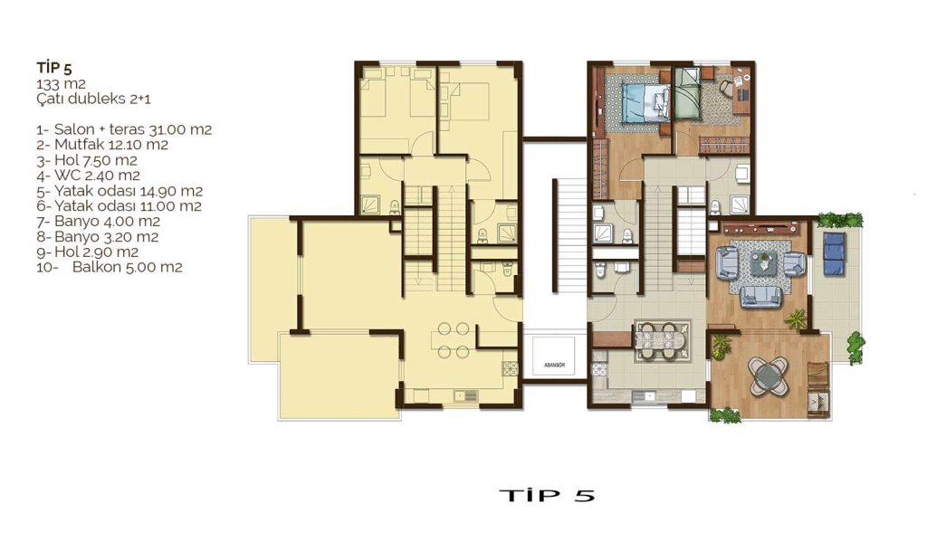Manar Terrace Kocaeli