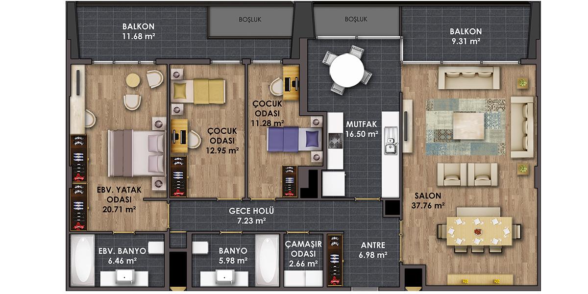 Meydan Suites Yalova