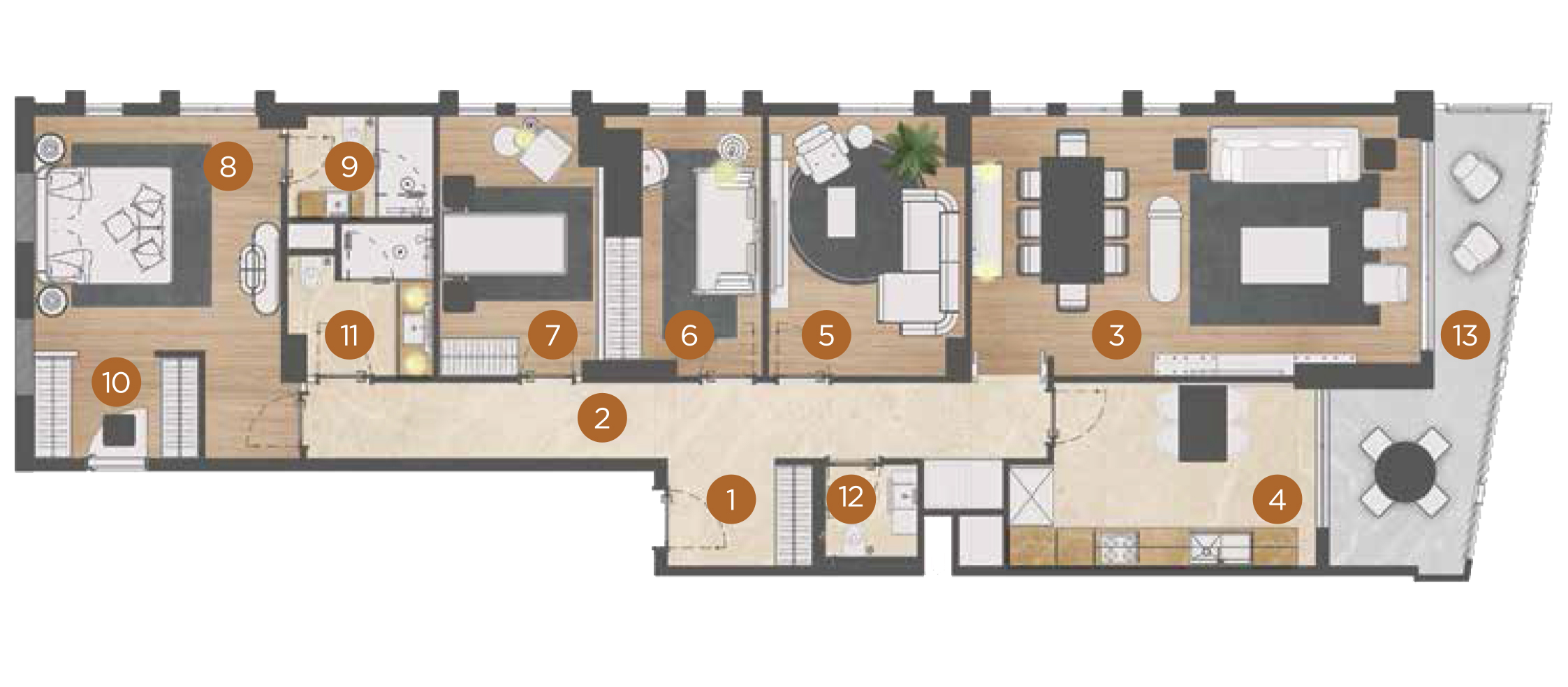 Prym Luxury Residence Tokat