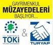 TOKİ ve Turyap'ın gayrimenkul müzayedeleri yakında başlıyor!