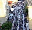 Vartaş 'tan 250 metrekarelik iftar sofrası!