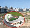 İzmir Örnekköy stadı için düğmeye basıldı!