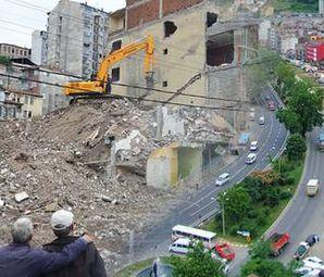 Trabzon, Çömlekçi Kentsel Dönüşüm Projesi
