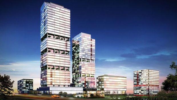 Dumankaya Ritim İstanbul'da kira garantili daireler 214 bin TL!