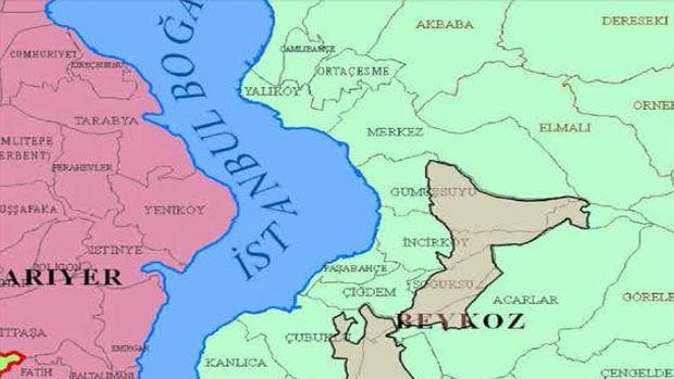 Beykoz 1. bölge imar planı askıya çıktı!