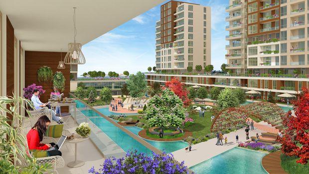 Evvel İstanbul Başakşehir fiyatları 230 bin TL'den başlıyor!