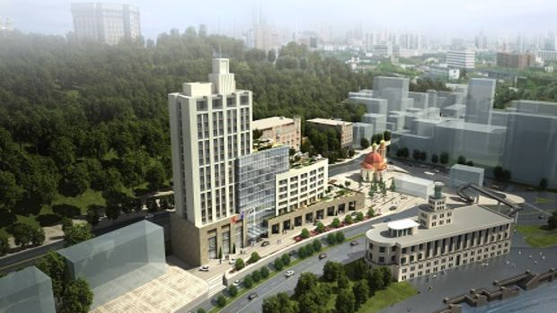 KIEV Hotel DP Güzey Mimarlık tarafından tasarlanıyor!