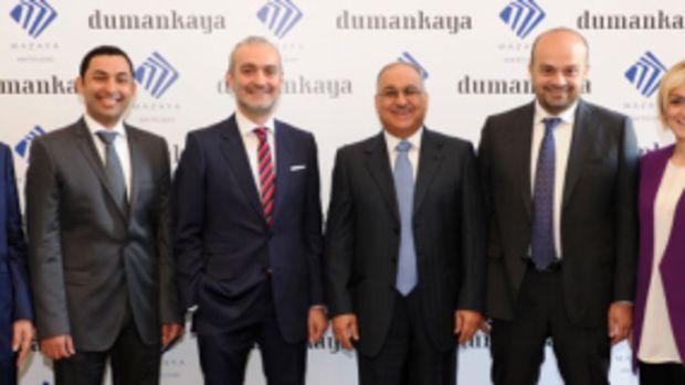 Ritim İstanbulun arsası Dumankaya ve AL Mazayanın!