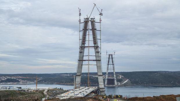 3.Köprü inşaatı ne durumda!