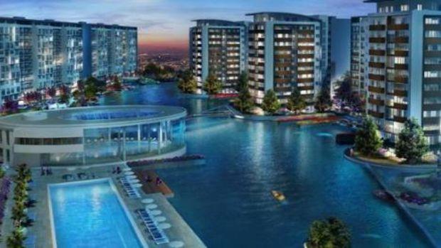 Sinpaş Aqua City 187 bin TL'ye!