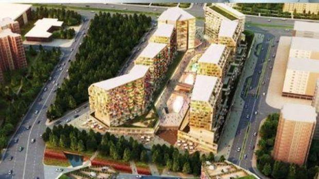 Beylikdüzü West Side İstanbul fiyatları 150 bin TL'ye! 36 ay 0 faizle!
