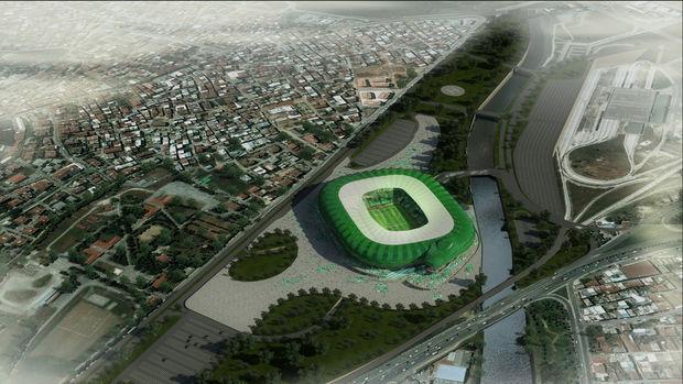 Bursa Timsah Arenada sona geliniyor!