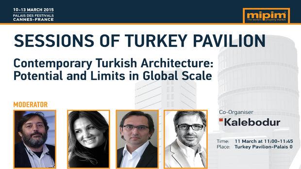 Türk mimarlar için artık yurt dışında da büyük fırsatlar var!