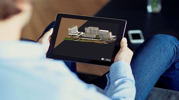 Toya Moda'da 'Arıtılmış Gerçeklik' teknolojisi uygulanıyor!