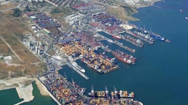 Ambarlı Limanı 124 bin ton yük trafiğine sahne olacak!