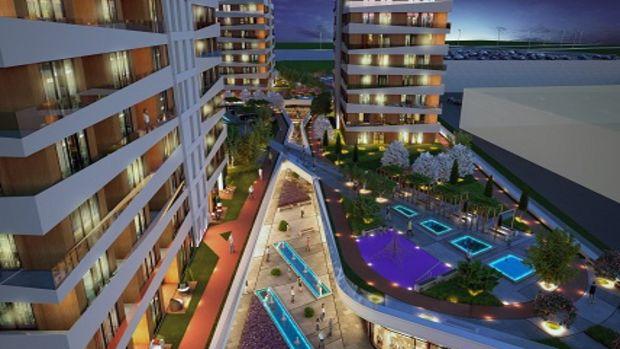 Sur Yapı Mirage Rezidans Güneşli fiyatları!