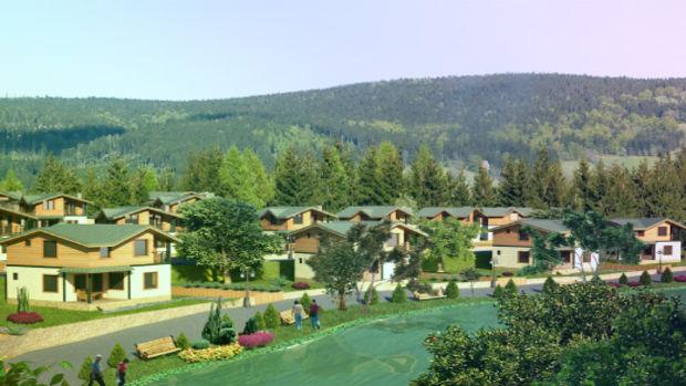 Naturalm Çiftlik Evleri 'nde 300 bin TL'ye! Son 19 villa!