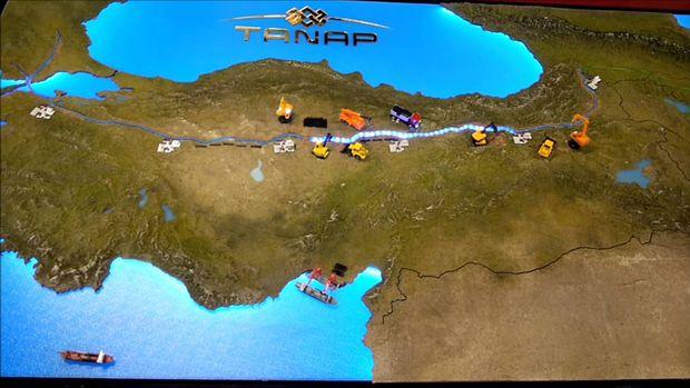 İran TANAP'ın peşinde!
