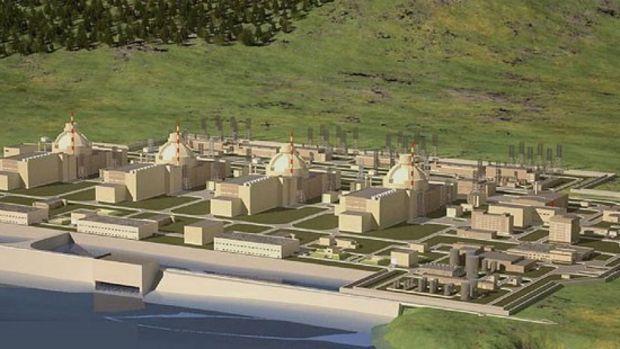 Akkuyu Nükleer Santralinde temel 14 Nisanda atılacak!