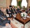 Vali Bektaş, Müsiad Genel Başkanı Olpak'a Manisa'yı tanıttı!