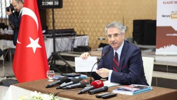 Elazığ Belediye Başkanı Yanılmaz 1 yılını değerlendirdi!