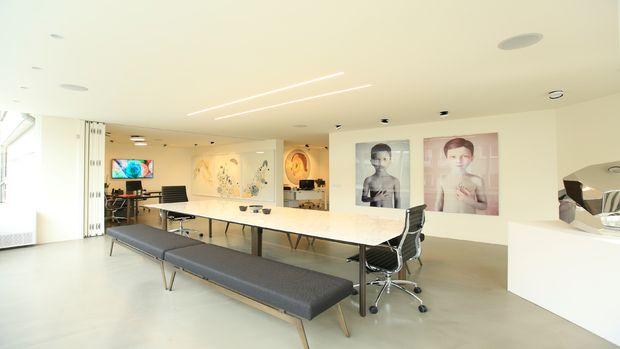 Space Gayrimenkul'ün Nişantaşı'ndaki yeni ofisi açıldı!