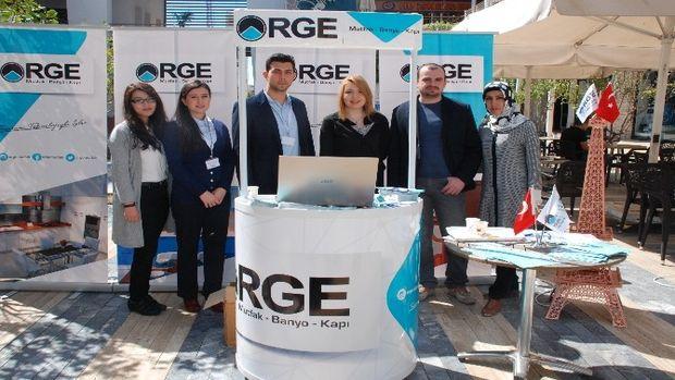 Orge ürünlerini Forum AVM'de tanıtıldı!