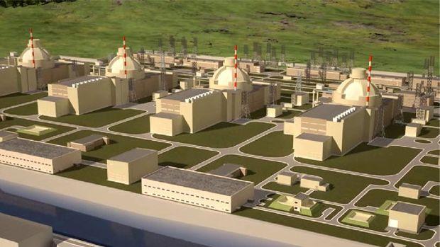 Türkiye'nin ilk nükleer santralinin temeli yarın atılıyor!