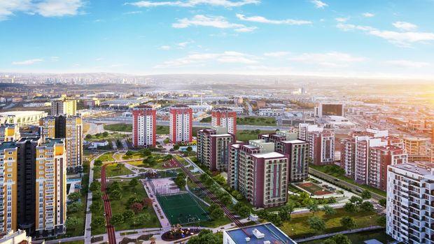 Queen Park Ankara'da satılık daire!
