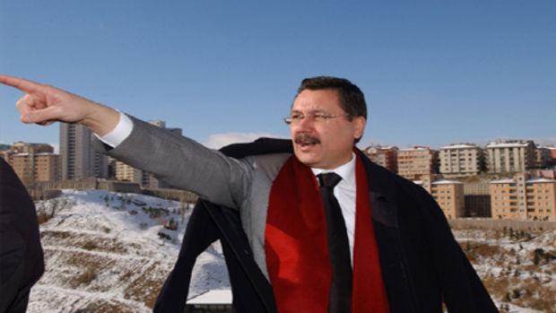 Başkan Gökçek belediyenin 2014 faaliyetlerini anlattı!