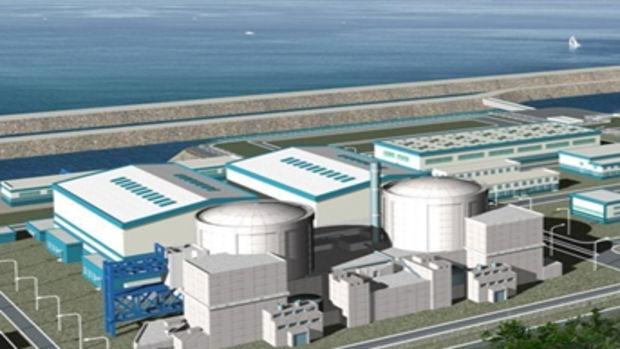 Akkuyu Nükleer Santralde ilk temel atılıyor!