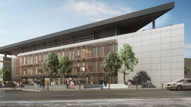 """Çanakkale'ye """"yeşil"""" hizmet binası ve kültür merkezi!"""