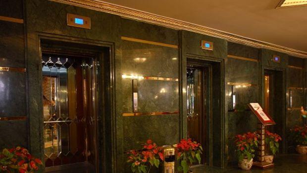 Asansördeki Back-Up Sistemi Hayat Kurtarıyor!