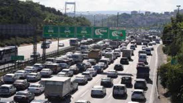 İstanbul trafiğine yoğunluk analizi!