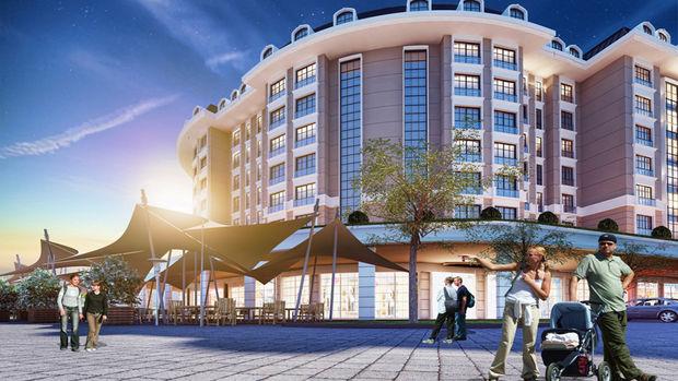 Trendist Ataşehir'de penthouse daireler ve ticari üniteler satışta!