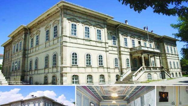 Atatürk Kongre ve Etnografya Müzesinin restorasyon ihalesi yapıldı!