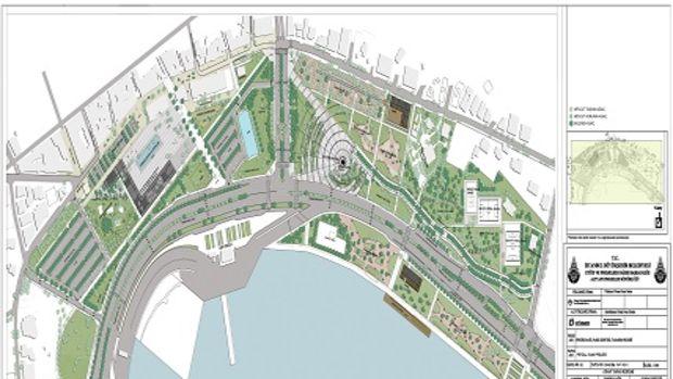 Pendik Sahil Parkı Kentsel Tasarım Projesi görücüye çıktı!