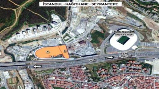 Emlak Konut Kağıthane Seyrantepe ihalesi için son 5 gün!