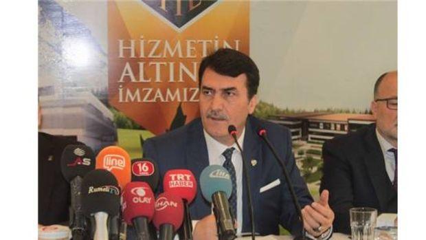 Osmangazinin kentsel dönüşümleri örnek oluyor!