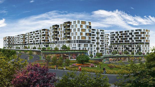 Beylikdüzü West Side İstanbul daire fiyatları 150 bin TL'den başlıyor!