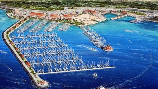 Pendik Yat Limanı imar planı askıda!