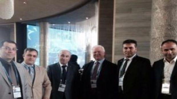 Yalta Uluslararası Ekonomi Forumu yapıldı!