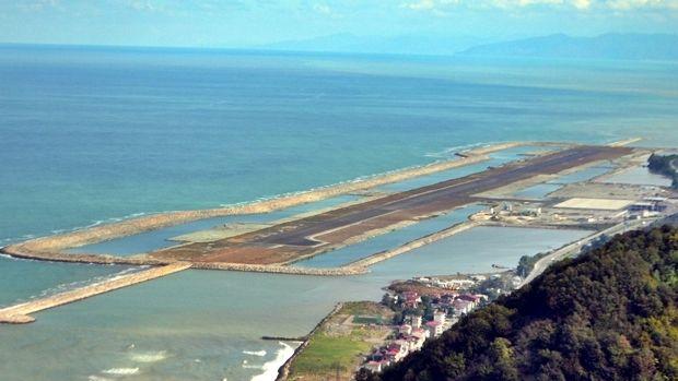 Ordu Giresun Havalimanı Arapların Karadenize ilgisini artırdı!